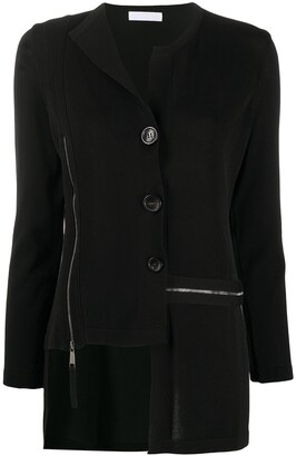 Stagni 47 Asymmetric Buttoned Cardigan