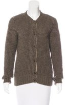 A.P.C. Wool Knit Cardigan