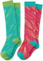 Nike 2-pc Graphic Knee-High Socks - Girls 7-16