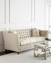 Haute House Couture Tufted Sofa
