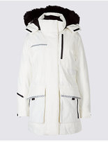 M&S Collection Padded Coat with StormwearTM