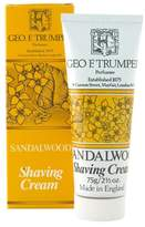 Geo F. Trumper Sandalwood Soft Shaving Cream by 75g Cream)