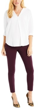 Motherhood Maternity The Maia Secret Fit Belly Skinny Ankle Pants