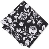 Bar III Men's Exploded Floral Print Pocket Square, Created for Macy's