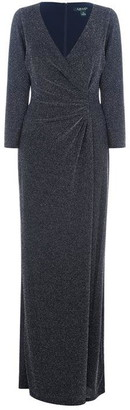Lauren Ralph Lauren Occasion Leiara three quarter Sleeve Dress