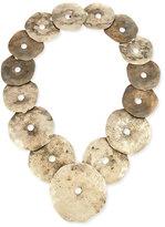 Ralph Lauren Antiqued Brass Necklace