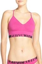 Calvin Klein Women's Convertible Seamless Bralette