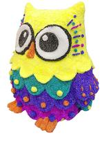 Very PopArt 3D Sculpture Owl