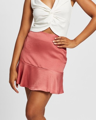 All About Eve Women's Mini skirts - Natalie Flippy Skirt - Size One Size, 14 at The Iconic