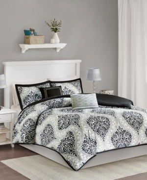 Intelligent Design Senna 4-Pc. Twin/Twin Xl Duvet Cover Set Bedding