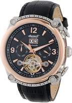 Ingersoll Men's IN6907RBK Cimarron Analog Display Automatic Self Wind Watch