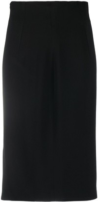 Gianluca Capannolo Classic Pencil Skirt