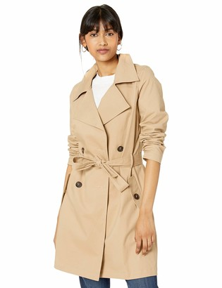 The Drop Women's Elisa Trench Coat