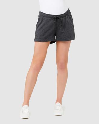 Ripe Maternity Organic Jersey Shorts