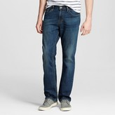 Mossimo Men's Straight Jeans Light Vintage Stone Wash