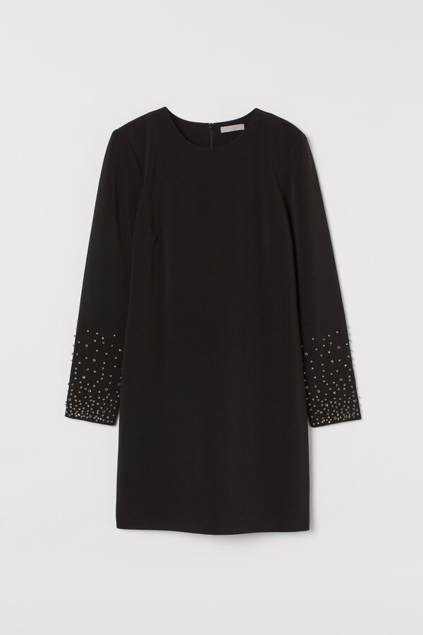 Thumbnail for your product : H&M Appliqued dress
