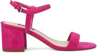 Nine West Gloria Block Heel Dress Sandals