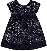 Baby CZ CUTOUT DRESS & BLOOMERS SET