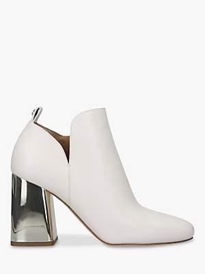Michael Kors MICHAEL Dixon Leather Ankle Boots