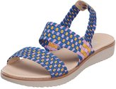 Easy Spirit e360 Talini 2 Women US 7.5 Blue Slingback Sandal