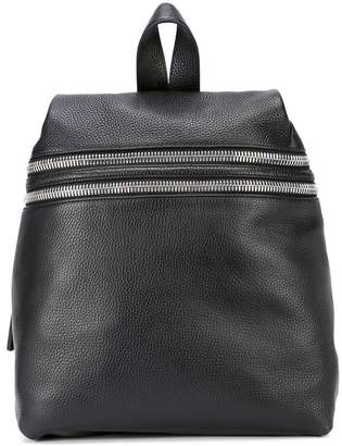 Kara double zip backpack