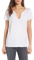 Zadig & Voltaire Women's Tunisien Embroidered Tee