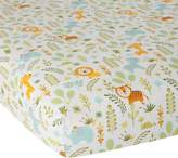 Lambs & Ivy Dena Happi Jungle Crib Fitted Sheet