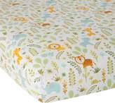 Lambs & Ivy Dena Happi Jungle Crib Fitted Sheet