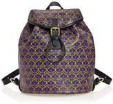 Liberty London Kingly Backpack In Iphis Canvas
