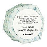 Davines This is a Strong Moulding Clay for Unisex, 3.38 Ounce