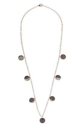Pamela Love Moon Phase 18-karat Gold Diamond Necklace