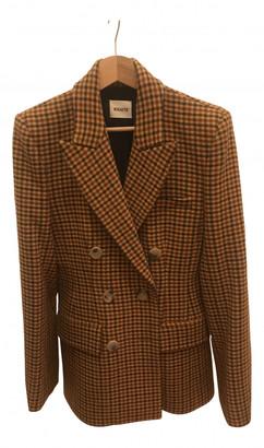 KHAITE Multicolour Wool Jackets