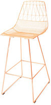Bend Goods Lucy Counterstool, Copper