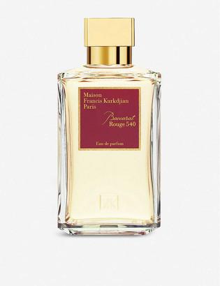 Francis Kurkdjian Baccarat Rouge 540 eau de parfum spray 200ml