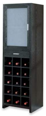 Organize It All Dusk Collection 15-Section Wine Cabinet