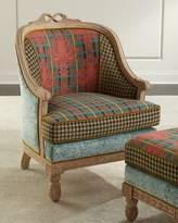Mackenzie Childs MacKenzie-Childs Inverness Accent Chair