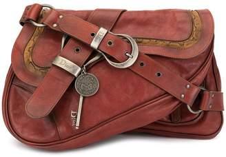 Christian Dior Pre-Owned Gaucho shoulder bag