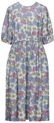 YMC YOU MUST CREATE 3/4 length dress