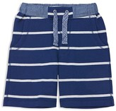 Sovereign Code Boys' Barrel Stripe Knit Jogger Shorts - Sizes S-XL