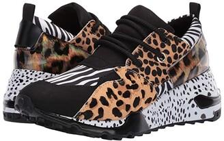 Steve Madden Cliff Sneaker (Animal Multi) Women's Shoes