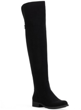 Sun + Stone Allicce Over-The-Knee Boots, Created for Macy's Women's Shoes