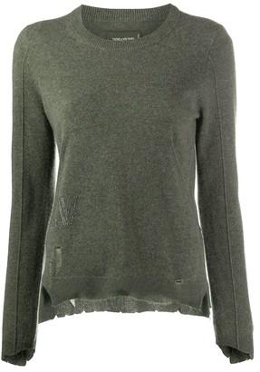Zadig & Voltaire Shania cashmere jumper