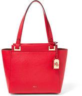 Ralph Lauren Carlisle Faux-Leather Shopper