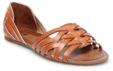 Women's Gena Wide Width Strappy Flat Huarache Sandals - Mossimo Supply Co.
