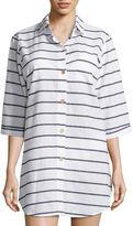 A.N.A Wearabouts Stripe Cotton Dress