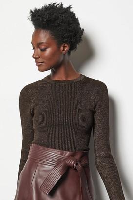 Karen Millen Rib Knit Jumper