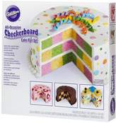 Wilton 4-pc. Checkerboard Cake Pan Set