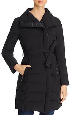 T Tahari Kim Lightweight Puffer Coat