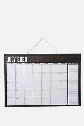 Typo 2020 21 A1 Hanging Calendar