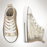 Ralph Lauren Sag Harbour High-Top Sneaker